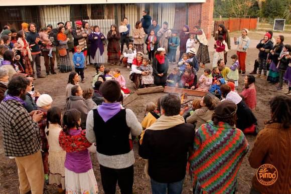 Pindó: una escuela autogestionada