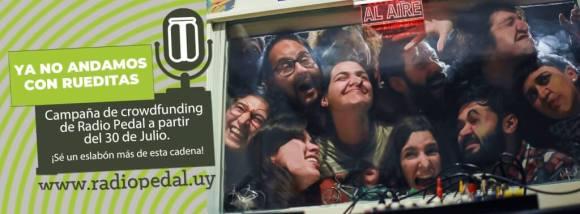 Alito Cabrera, un sueño compartido y la historia de Radio Pedal. [Parte 2: Ya no andamos con rueditas]