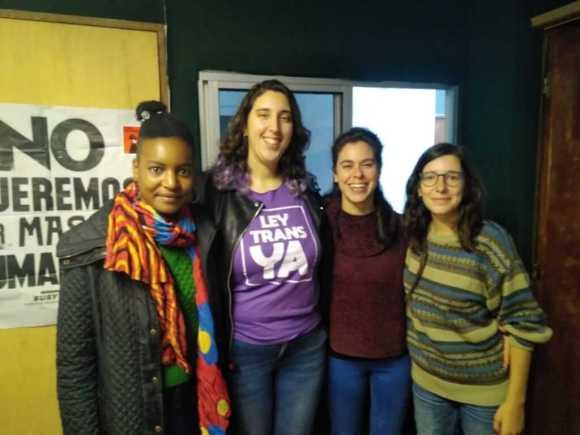 Marcha por la diversidad, con Ovejas Negras y Colectivo Mizangas