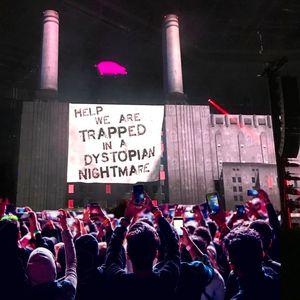 Roger Waters: Estoy atrapado en una pesadilla distópica