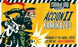 Caníbal Pop: Acción II Kamikazes