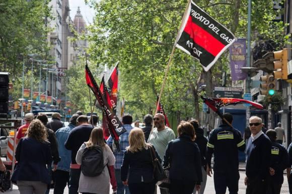 """""""Sanguinetti debería pedir perdón al pueblo uruguayo y después hablar sobre si los trabajadores pueden protestar o no"""""""