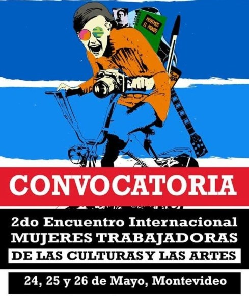 Segundo Encuentro Internacional de Mujeres Trabajadoras de la Cultura y las Artes
