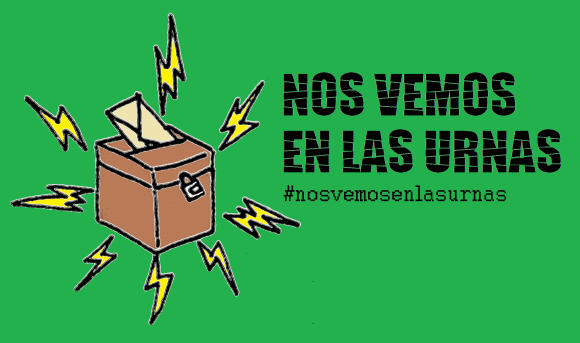 """#NosVemosEnLasUrnas, episodio 4: """"Especial elecciones en España"""""""
