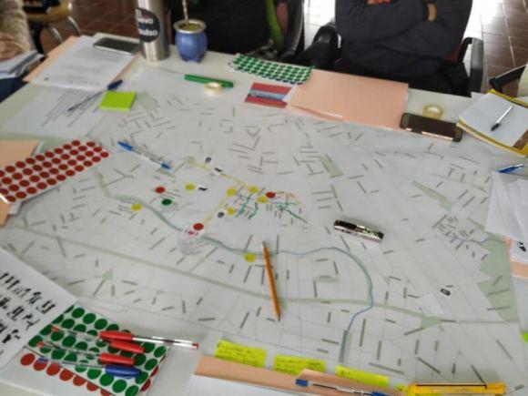 Medio ambiente y participación en Malvín Norte