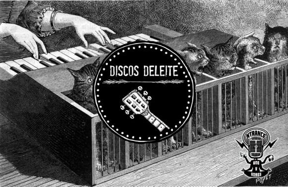 Discos Deleite: tejiendo redes moleculares