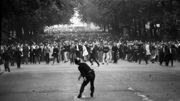 En memoria del movimiento estudiantil del 68