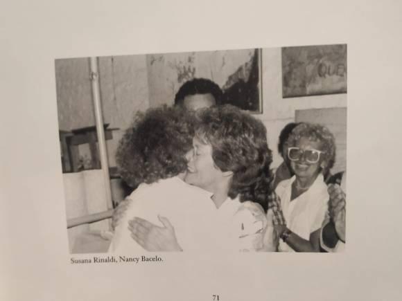 ¿Quién fue Nancy Bacelo?