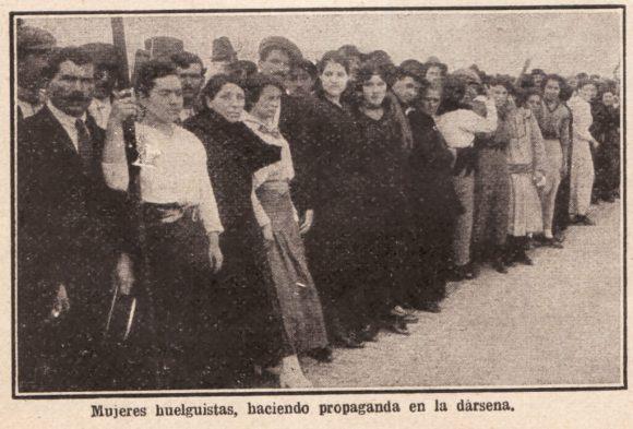 Las acracias. Mujeres anarquistas en Uruguay