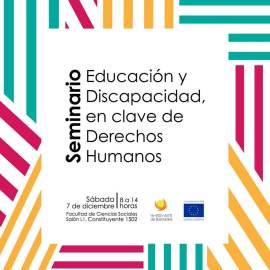Educación y discapacidad en clave de derechos humanos