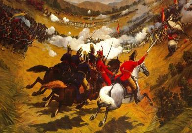 24 de Junio de 1821 «BATALLA DE CARABOBO». 200 años