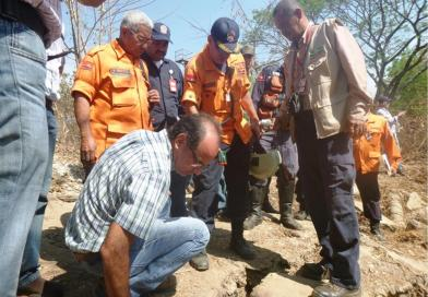 Posible actividad volcánica en Carabobo.