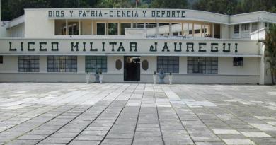 Tragedia del Liceo Militar  Jauregui. (Junio de 1984).