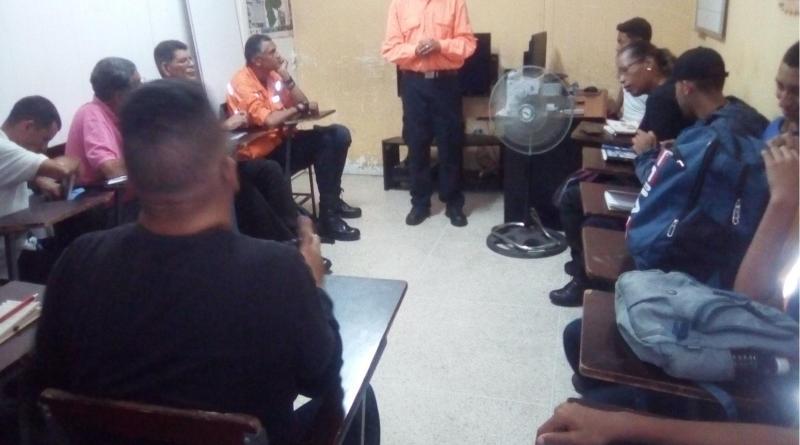PC. Libertador inicia módulos y cursos para capacitar a los grupos voluntarios.