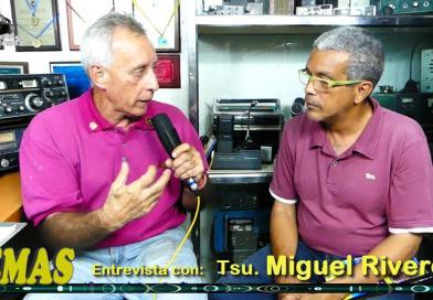 «TEMAS» Entrevista al Tsu. Miguel Rivero. Vocero REDAN (+reunion con Director de PC).
