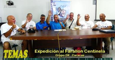 """Expedición al Farallón Centinela. (+Video). """"TEMAS"""" Prog. 13."""