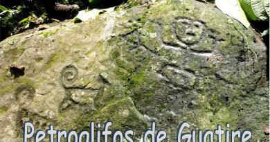 «Petroglifos de Guatire» (CEMAG).