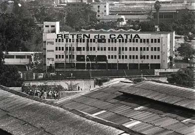 """Tragedia en el """"Retén de Catia"""" Noviembre de 1992."""