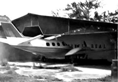 Tragedia Aérea del avión siglas YV. 739P. Barinas, Abril 1976.