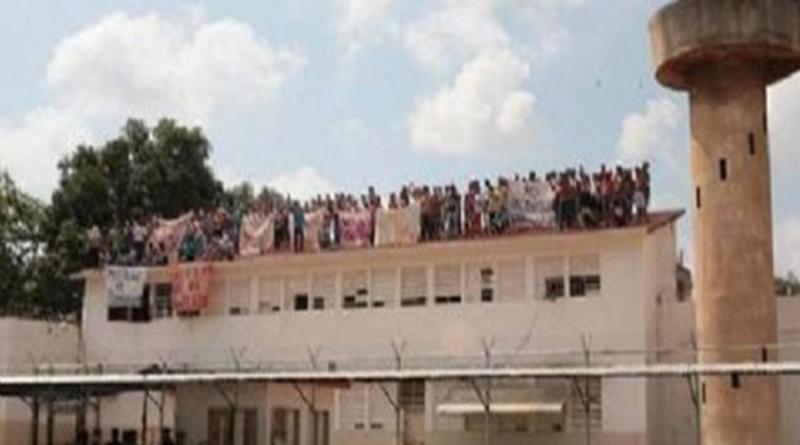 Tragedia en la cárcel de Sabaneta. Zulia Enero de 1994.