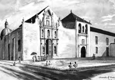 Tragedia de San Bernabé. Terremoto 1641. 379 años.