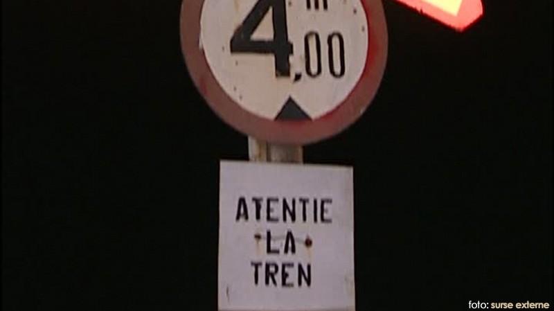 Atentie la tren