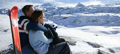 L'amour est dans la montagne - Eric et Erika Pfammatter