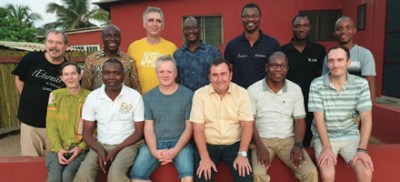 Séminaire de formation radio - Lomé 2 - orateurs