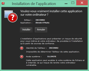 Avis d'Adobe AIR