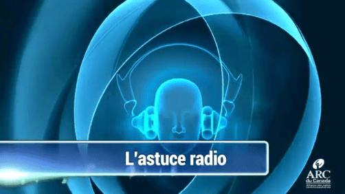 Astuce radio