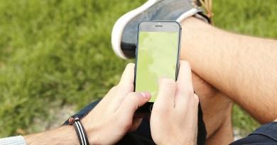 Mobinaute avec un iPhone