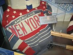 Chandail des Americans de New York
