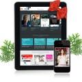 Offrez des magazines numériques comme cadeaux de Noël
