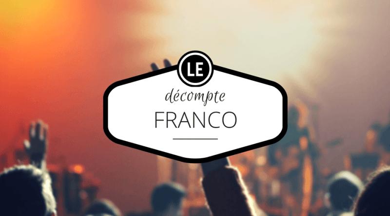 Décompte Franco