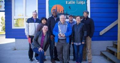 Les représentants des radios de l'Ouest et des Territoires