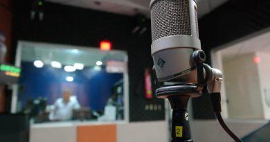 Studio de radio