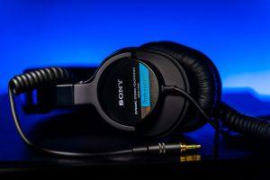 Casque d'écoute professionnel Sony MDR-7506
