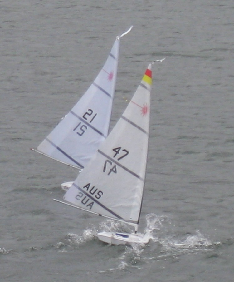 Parade Of Lasers 2015: Tuning Tips For Your Radio Controlled Yacht
