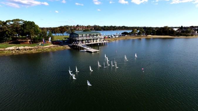 Radio Yachting Drone Image