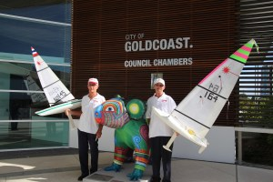 Gold Coast Mayor invites international RC Sailors