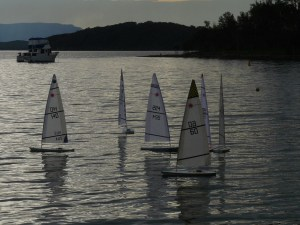 Central Coast RC Laser Launch Regatta