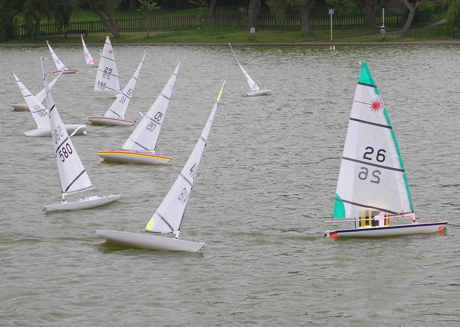 Rc Laser New Zealand Inter Island Championships