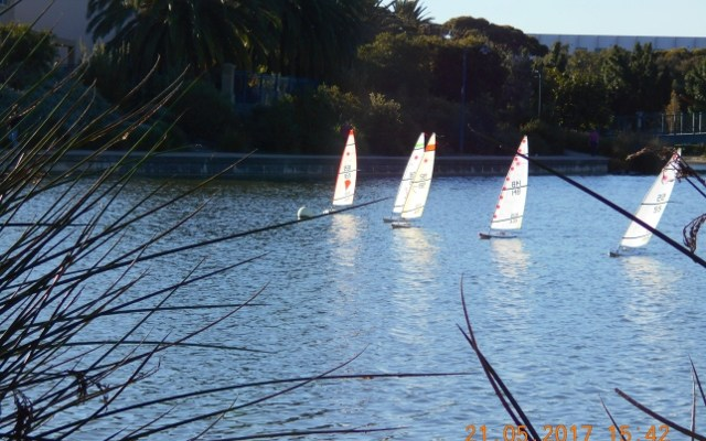 Roundup of RC Laser Sailing Around the Country