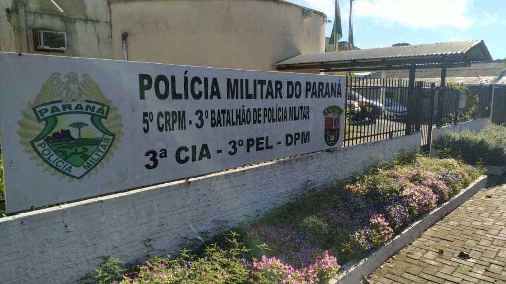 Polícia Militar de São Jorge D'Oeste
