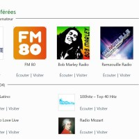 TOP 4 of webradios
