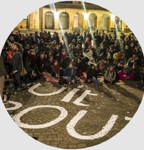 Nuit Debout – Metz