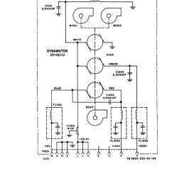 dynamotor dy 151 u schematic diagram  [ 899 x 1161 Pixel ]