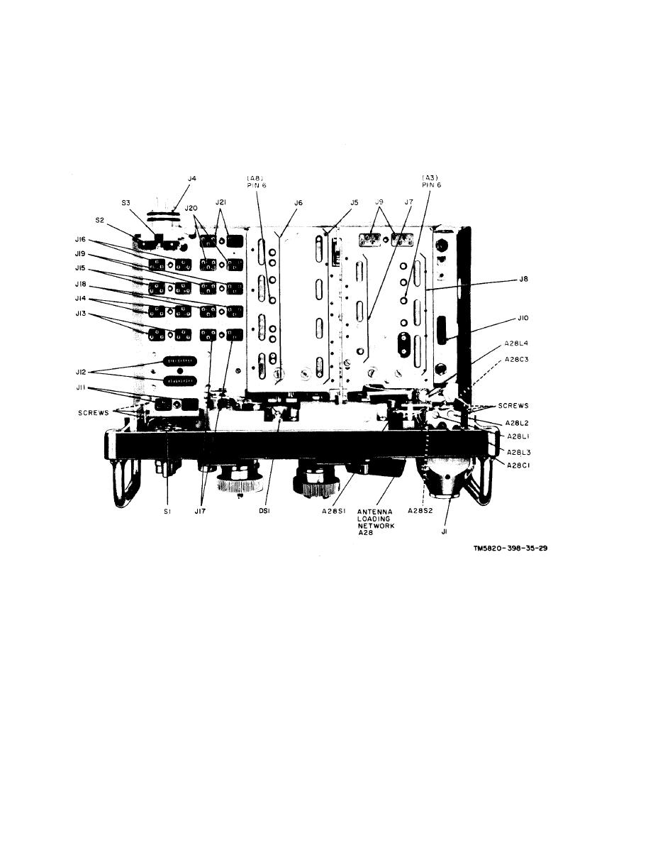 Figure 31. Receiver-Transmitter, Radio RT-505/PRC-25