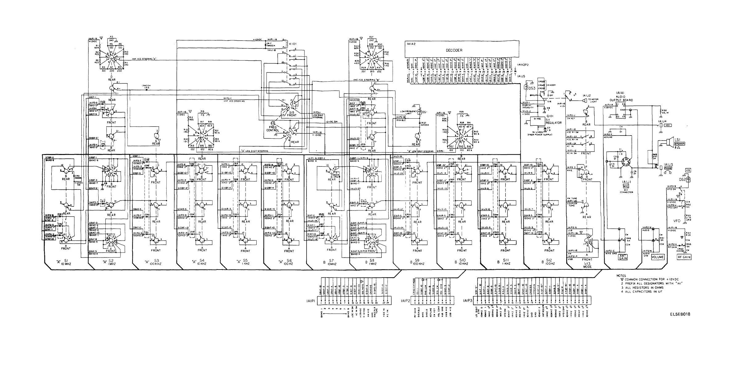 Fo 10 Half Duplex Front Panel Wiring Diagram