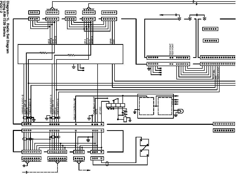 Diagram-L1 Radio Set Diagram